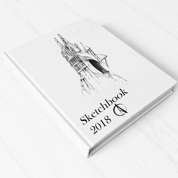 Sketchbook pour dessinateurs